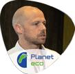 foto van bart van planet eco